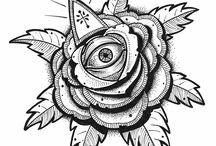 Flash tattoo disponibles