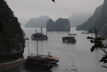 Hello Halong / One of the 7 modern wonders of the world and a UNESCO World Heritage site.