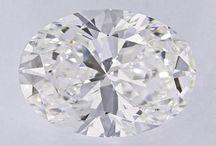 Oval Cut Diamonds