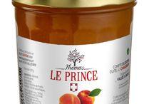 Confitures Terroir faite dans un chaudron en cuivre Thomas Le Prince / De la confiture avec un recette simple : des fruits, du sucre, de la pectine et du jus de citron et du temps.