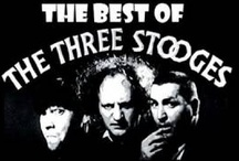 Three Stooges / Yeah, yeah, yeah...  I know it's not cool to laugh at The Stooges, but I just can't help myself.  Hehehehehhhh! / by Phil Scheen