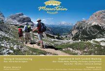 Collett's Mountain Holidays Brochure 2015