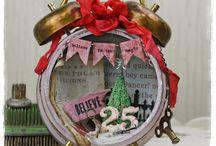 christmas stuff / by Rita Timmons