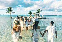 Wedding in Fiji or Rarotonga