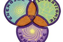 Get Moving! Junior Journey / by Junior Girl Scout Badges