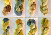 dyeing yarn and fabric