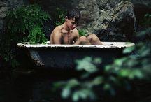 benders: caleb / New book project; oc aesthetics - Caleb