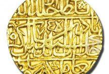 Coins of Jalaluddin Muhammad Akbar / Coins used during Jalaluddin Muhammad Akbar Rulership