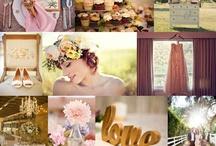 Cute Wedding Ideas(: / by Elizabeth Dollar