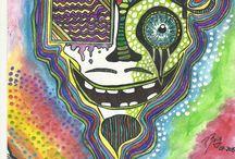 Desenhos / Desenhos, Ilustrações e tudo mais que arte for...