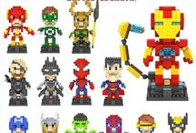 Super heroes / Let's post all the super heroes. #superheroes #toys #actionfigure