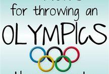 Olympics party / by Nina Vest