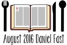 Daniel Fast Testimonies / Testimonies from participants of the Daniel Fast, a 21-day partial fast.