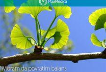 Vitalnost / Jabukovo sirće, Ginko 40, Ginko Max, Ginko B Neuro, Omega 3, Omega 3 Max