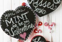 Oh my darling Valentine...