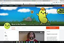 Bean in the Garden / News and updates about my children's picture book and video series, Bean in the Garden.