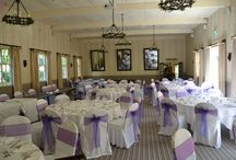 The Hare & Hounds, Westonbirt / Our chair covers, sashes and venue decorations at The Hare & Hounds, Westonbirt