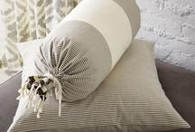 grey pinstripe fabric uses
