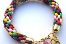 kumihimo e friend. bracelets