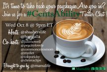 #CentsAbility 30-day Challenge / I've joined the #CentsAbility30-day Challenge and am measuring the value of my frugality for the month of October in 2014! Join the challenge by posting a picture-a-day to Instagram with the hashtag #CentsAbility to see if you can win back control over your budget!
