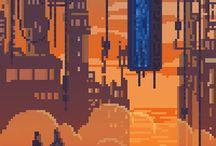 fucking pixel art