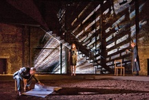Staging Light / I suddenly feel compelled to have a lighting design board...