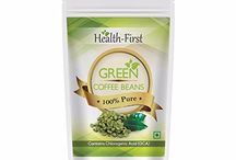 Green Coffee Beans / Decaffeinated and unroasted Arabica Beans For Weight Loss, Organic Green Coffee Beans Online at Health First. Visit Us: https://www.health-first.in/product/greencoffeebeans/