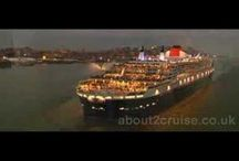 Cunard / Board for Cunard Cruise Line / by About2Cruise