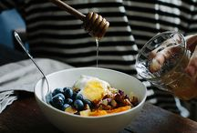 Food: Breakfasts / The perfect morning...*