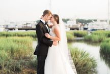A Waterfront Wedding