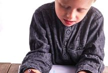 Handwriting and sensory