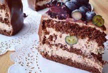 Торт «Double Chocolate» / LA MAISON by JN – авторские торты Юлии Николенко