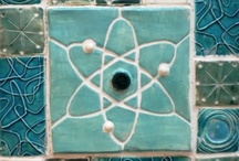 Tile / can make a huge or subtle statement in a space.  / by Deborah Fortino