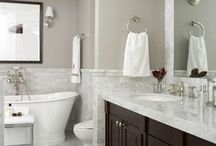 Bathroom Renovation...someday / by Sharon Miller