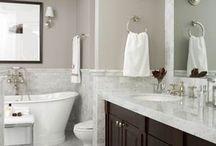 Bathroom Renovation...someday / by Sharon Miller