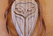 бижутерия из дерева