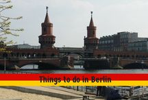 German Travels / Germany a country of contrasts. A country with a fascinating history, culture and festivals. Spectacular scenery, vibrant nightlife and interesting people. Discover what this country has to offer.