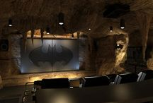 Man-Cave ideas / by Davina Anderson