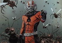 Comic Art - Ant-Man