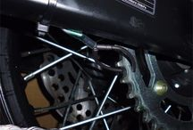 Tutoro Motorcycle Chain Oilers / F2 Motorcycles Ltd supply and fit Tutoro Chain Oilers. http://www.f2motorcycles.ltd.uk/TutoroChainOiler.html