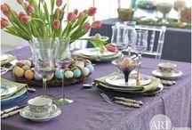 Spring Decor & Events