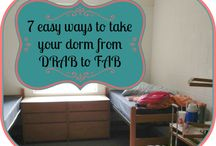 Back to School  / Tips for saving money and time on your back to school preparation.