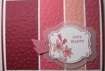 Card making: Inspiration / by Isabelle Potter @ IzzyCards