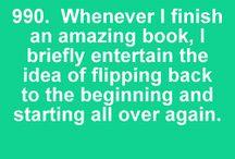 books / by Hannah Faires
