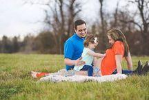 Photo idea for maternity photoshoot