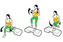 Fitness / by Cheryl Grider