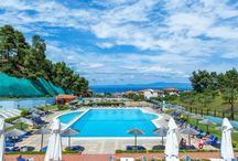 Atrium Hotel Halkidiki, 4 Stars luxury hotel in Kassandra - Pefkochori, Offers, Reviews
