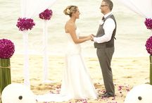 Beach wedding of Kate and Rob / Luxury Beachfront Wedding in a Private Villa in Koh Samui for Kate and Rob