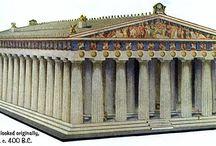 Athen, helgedomar, museum