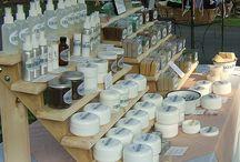 organic stall